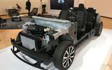 Volkswagen's MEB electric vehicle platform