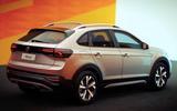 Volkswagen Nivus rear side