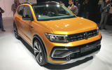 New Delhi show 2020 - Volkswagen Taigun front