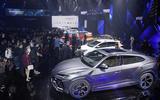 VW group night at Beijing 2018