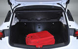 Vauxhall Astra boot space