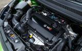 1.6-litre turbocharged Vauxhall VXR engine