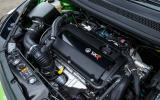 1.6-litre turbocharged Vauxhall VXR engine