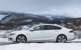 Vauxhall Insignia Grand Sport side profile