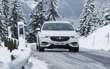 Vauxhall Insignia Grand Sport front end