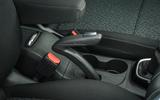 Vauxhall Crossland X handbrake