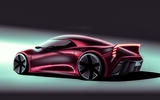 Dream car render side 2