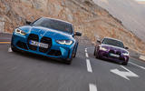 Every journey in the BMW M3 and M4 feels anything but everyday