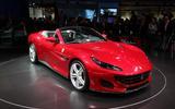 Ferrari Portofino Frankfurt motor show