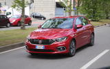 Fiat Tipo Lounge 1.4 T-Jet