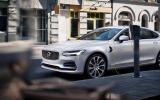 Volvo plug-in