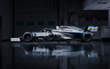 2020 Williams F1 livery official images - at HQ profile