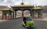 The Adventurists take on Rickshaw Run Himalaya