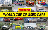 World Cup of Used Cars