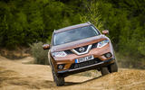 Nissan X-Trail off-road