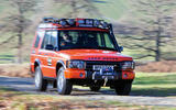 Land Rover Discovery 2 shot 1