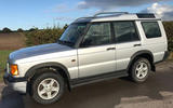 Land Rover Discovery 2 shot 5