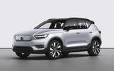 2020 Volvo XC40 Recharge - static front