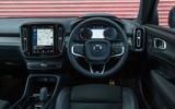 Volvo XC40 diesel interior