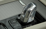 Volvo XC60 T8 automatic gearbox
