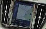 Volvo XC60 T8 infotainment system