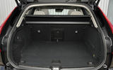 Volvo XC60 T8 boot space