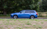 Volvo XC90 B5 AWD R-Design - side