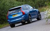 Volvo XC90 B5 AWD R-Design - rear