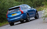Volvo XC90 B5 AWD R-Design - rear