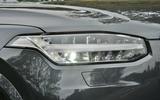 Volvo XC90 - headlight detail