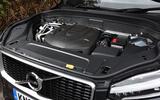 Volvo XC90 - engine