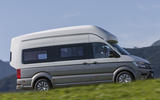 Volkswagen California XXL announced as range-topping Crafter camper