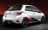 Toyota's high-performance Yaris revealed