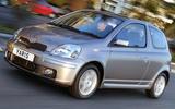 2002 Toyota Yaris