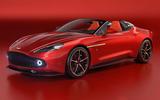 Aston Martin Vanquish Zagato Speedster & Shooting Brake models confirmed