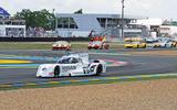 Nissan ZEOD Le Mans