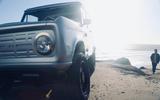 Zero Labs electric Ford Bronco - headlight