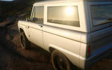 Zero Labs electric Ford Bronco - side