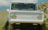 Zero Labs electric Ford Bronco - grille