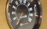 Zero Labs electric Ford Bronco - speedometer