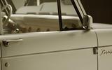 Zero Labs electric Ford Bronco - door