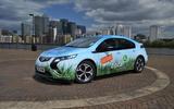 Vauxhall Ampera Zipcar