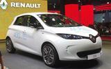 Upgraded Renault Zoe gets 250-mile range