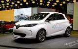 Updated Renault Zoe: UK prices and specs revealed