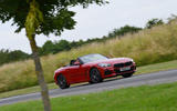 BMW Z4 2019 long-term review - hero front