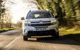 1 Citroen C5 Aircross Hybrid 2021 Long term review hero front