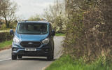 1 Ford Tourneo 2021 LT hero front