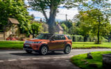 Land Rover Discovery Sport 2020 long-term review - hero front