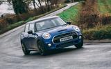 Mini 5-door Cooper S 2019 long-term review - hero front
