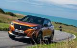 Peugeot 2008 2020 long-term review - hero front